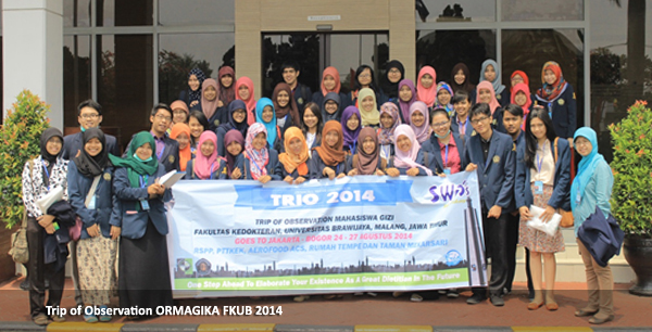 Trip of Observation ORMAGIKA FKUB 2014